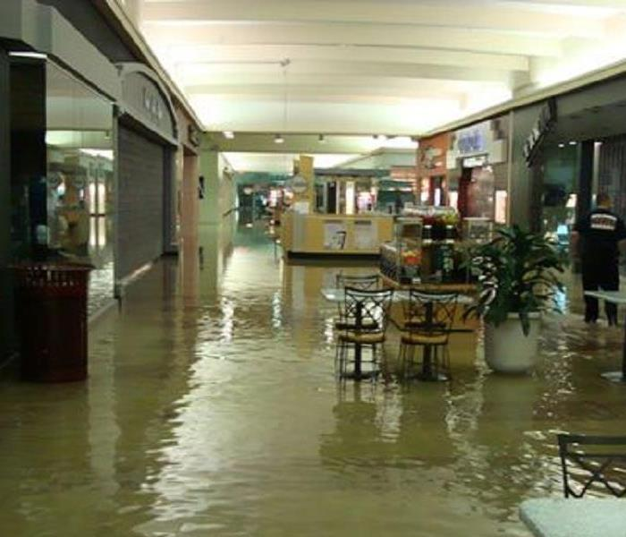 Flooded Mall